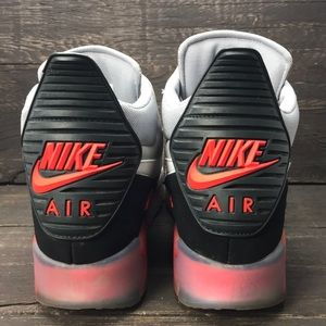 """Nike Air Max 90 Sneakerboot Ice """"Infrared"""" 11.5"""